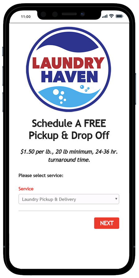 Forest Hills laundry delivery services in Queens, NY